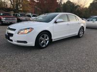 Options:  2010 Chevrolet Malibu Lt|Lt 4Dr Sedan