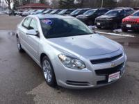 Options:  2010 Chevrolet Malibu Lt W/2Lt|Local Trade In