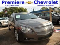 Options:  2010 Chevrolet Malibu Ltz|Brn/|V4 2.4L