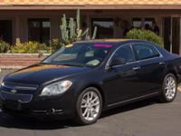 Options:  2010 Chevrolet Malibu 4D Sedan Ltz (V6)|Black