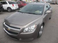 Chevy Malibu is One of the Leading Sellers for