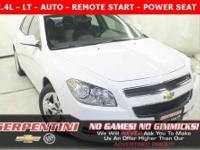 ***LT - REMOTE START - POWER DRIVERS SEAT - BLUETOOTH