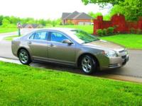 Just off lease! One owner 2010 Chevrolet Malibu LT