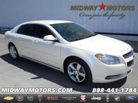 White Beauty! Call and ask for details! Chevrolet has
