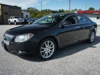 2010 Chevrolet Malibu Sedan LTZ Our Location is: Len