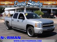 From house to the job site, this Silver 2010 Chevrolet