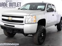 2010 CHEVROLET SILVERADO 1500 4X4 ... 6 INCH LIFT KIT