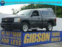 WWW.GIBSONTRUCKWORLD.COM * 2010 Chevy Silverado 1500 *
