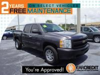 Options:  2010 Chevrolet Silverado 1500 Lt|4X2 Lt 4Dr