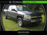 Options:  2010 Chevrolet Silverado 1500 Extended Cab Lt