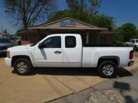 2010 Chevrolet Silverado 1500 Extended Cab LS Package 2