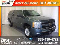 2010 Chevrolet Silverado 1500 LT CARFAX One-Owner.