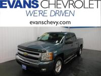 LT Package! Crew Cab! Four Wheel Drive! Z71 Off Road