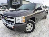 Options:  2010 Chevrolet Silverado 1500 Lt|Gray|3.42