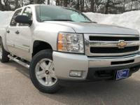 2010 Chevrolet Silverado 1500, Sheer Silver Metallic,