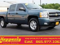 Clean CARFAX. This 2010 Chevrolet Silverado 1500 LT in