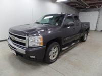 Options:  2010 Chevrolet Silverado 1500
