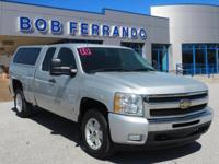 Options:  2010 Chevrolet Silverado 1500 Lt|Miles: