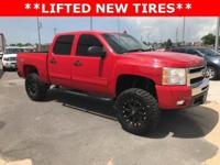 **LIFTED**, **Z-71**, **CLEAN AUTOCHECK**, **LOCAL