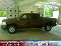 Options Included: N/AAlthough the full-size trucks from