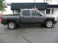 LT, 4X4, CREW CAB, 5.3L V8, POWER EQUIPMENT, TOW