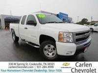 *CarFax 1 owner!* *This 2010 Chevrolet Silverado 1500