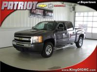 Exterior Color: taupe gray metallic, Body: Crew Cab