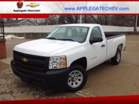 Options:  2010 Chevrolet Silverado 1500 Work