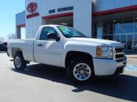We are excited to offer this 2010 Chevrolet Silverado