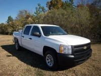 Options:  2010 Chevrolet Silverado 1500 4Dr|White|How