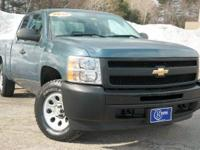 2010 Chevrolet Silverado 1500, Laser Blue Metallic, One