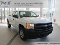 2010 Chevrolet Silverado 1500 Work Truck Clean