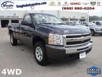 Options Included: LS Package, Work Truck Equipment