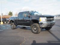 Options:  2010 Chevrolet Silverado 2500Hd Lt|4X4 Lt 4Dr