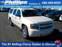 Options:  2010 Chevrolet Suburban 1500 Ltz|4Wd. Nav!