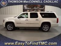 Carfax 1 Owner...This limitless 2010 Suburban 1500 LTZ,
