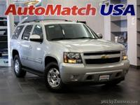 2010 Chevrolet Tahoe LT Sheer Silver Metallic over