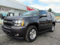 Very nicely equipped 2010 Chevrolet Tahoe LT in