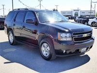 Options:  2010 Chevrolet Tahoe Lt1|Step Into The 2010