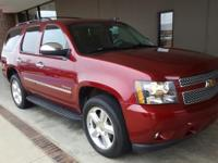 We are excited to offer this 2010 Chevrolet Tahoe. This
