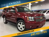 Options:  2010 Chevrolet Tahoe Ltz|Red Jewel