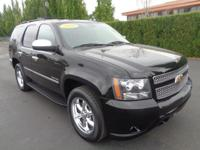This 2010 Chevrolet Tahoe LTZ will sell fast Priced to