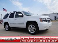 This is one Sharp Chevy Tahoe LTZ!! This Tahoe has all