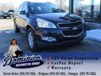 Take a look at this 2010 Chevrolet Traverse LT with