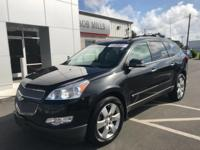 This 2010 Chevrolet Traverse LTZ is offered to you for