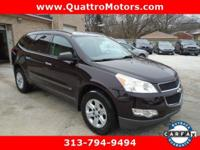 Check out this 2010 Chevrolet Traverse LS. Its