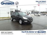 Introducing the 2010 Chevrolet Traverse LT w/2LT!