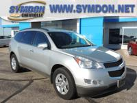 Options:  2010 Chevrolet Traverse Lt|Awd Lt 4Dr Suv