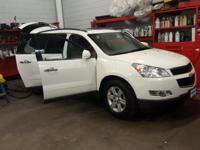 Recent Arrival! LT 2LT White 3.6L V6 SIDI Clean CARFAX.