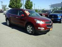 This 2010 Chevrolet Traverse LT w/2LT is proudly